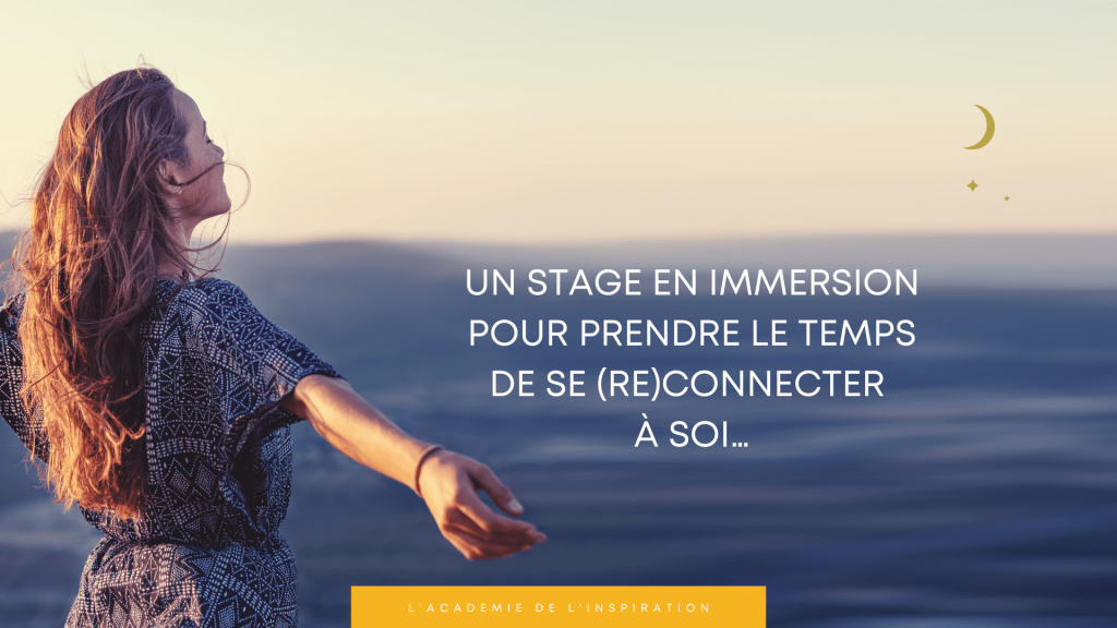 Bérangère Rumigny, fondatrice de l'Académie de l'Inspiration, vous embarque dans un module unique de reconnexion à vous même lors d'un stage alliant réflexologie plantaire et développement personnel, afin que vous excelliez encore plus en tant que thérapeute